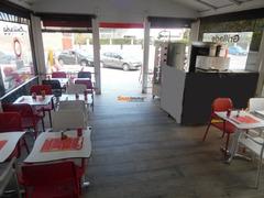 Grillade- rôtisserie à vendre bien située à Hay riad