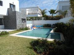 Villa moderne neuf usage bureau de 620m² en location à hay raid