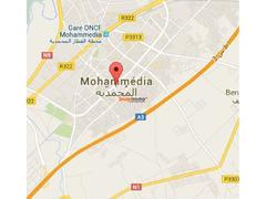 Terrain industriel à Mohammedia