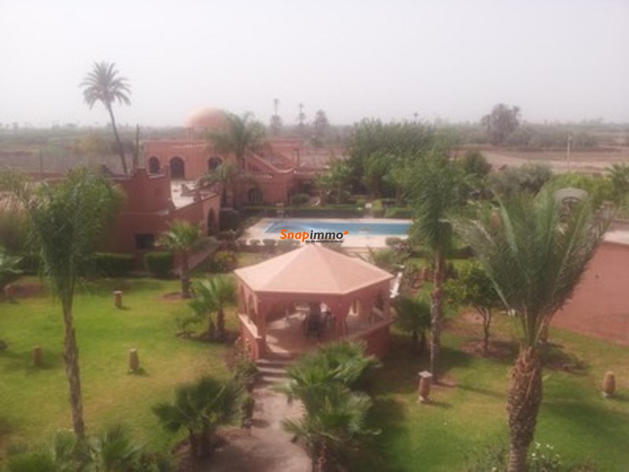 Hotel à vendre à Marrakech,riad à marrakech - 2/4
