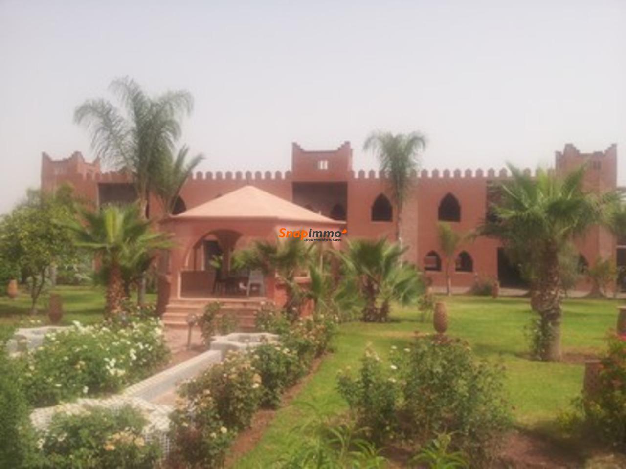 Hotel à vendre à Marrakech,riad à marrakech - 4/4