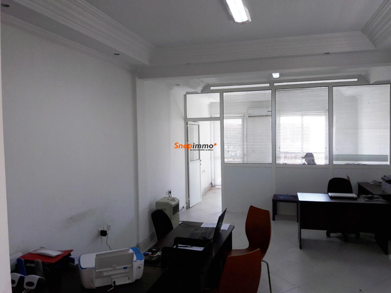 Affaire agence immobilière site web et bureau - 2/3