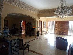 A vendre Villa 1828 m².bd abdelkrim khattabi Anfa