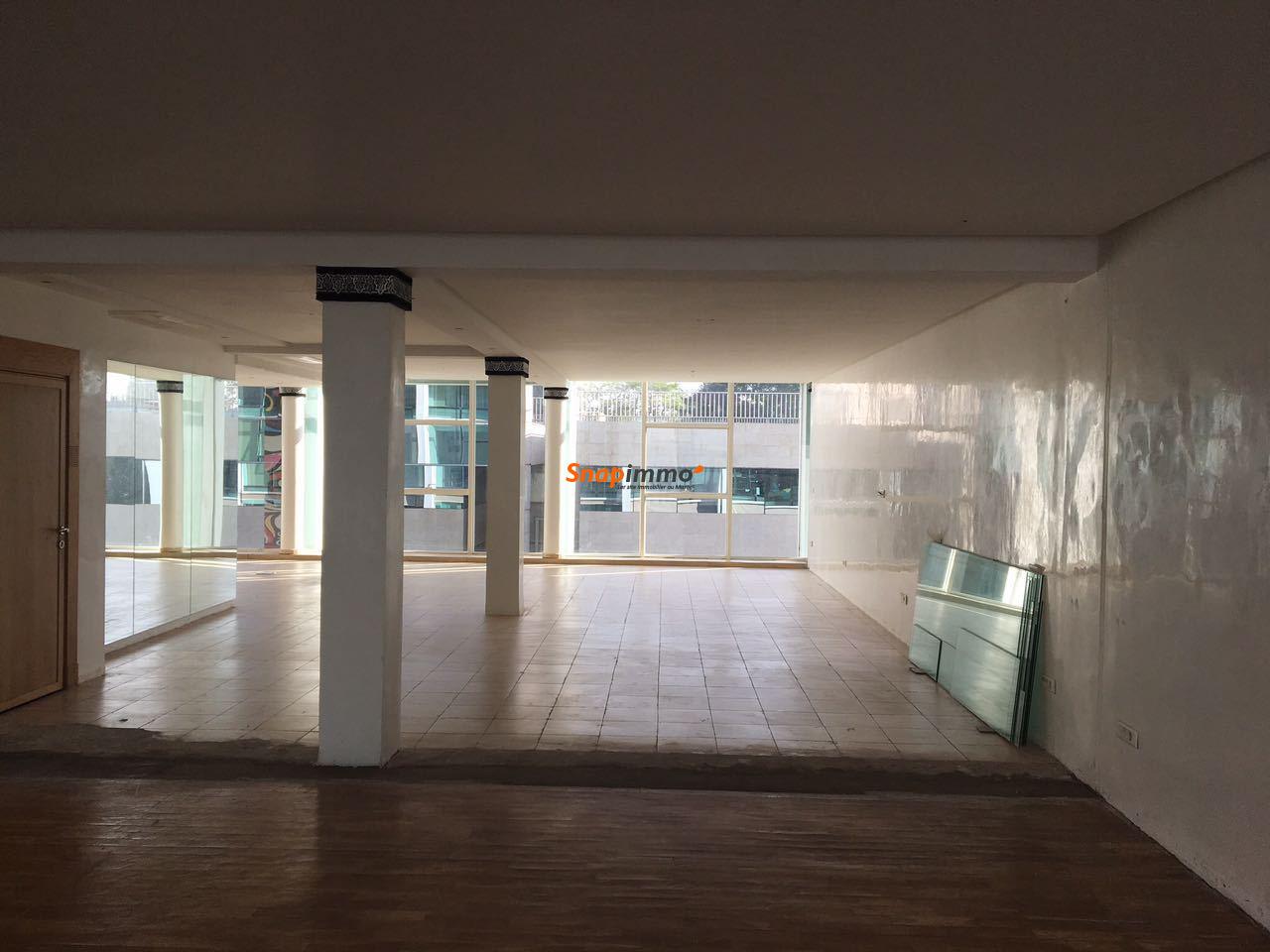 Plateau bureau/showroom Souissi - 4/4