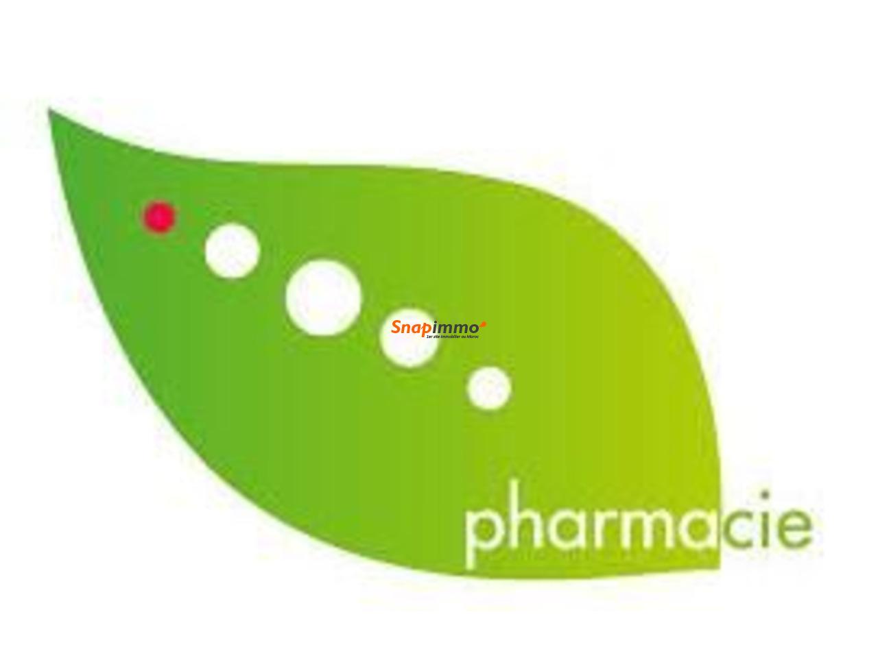 Vente fond de commerce de pharmacie à Imintanoute - 1/1