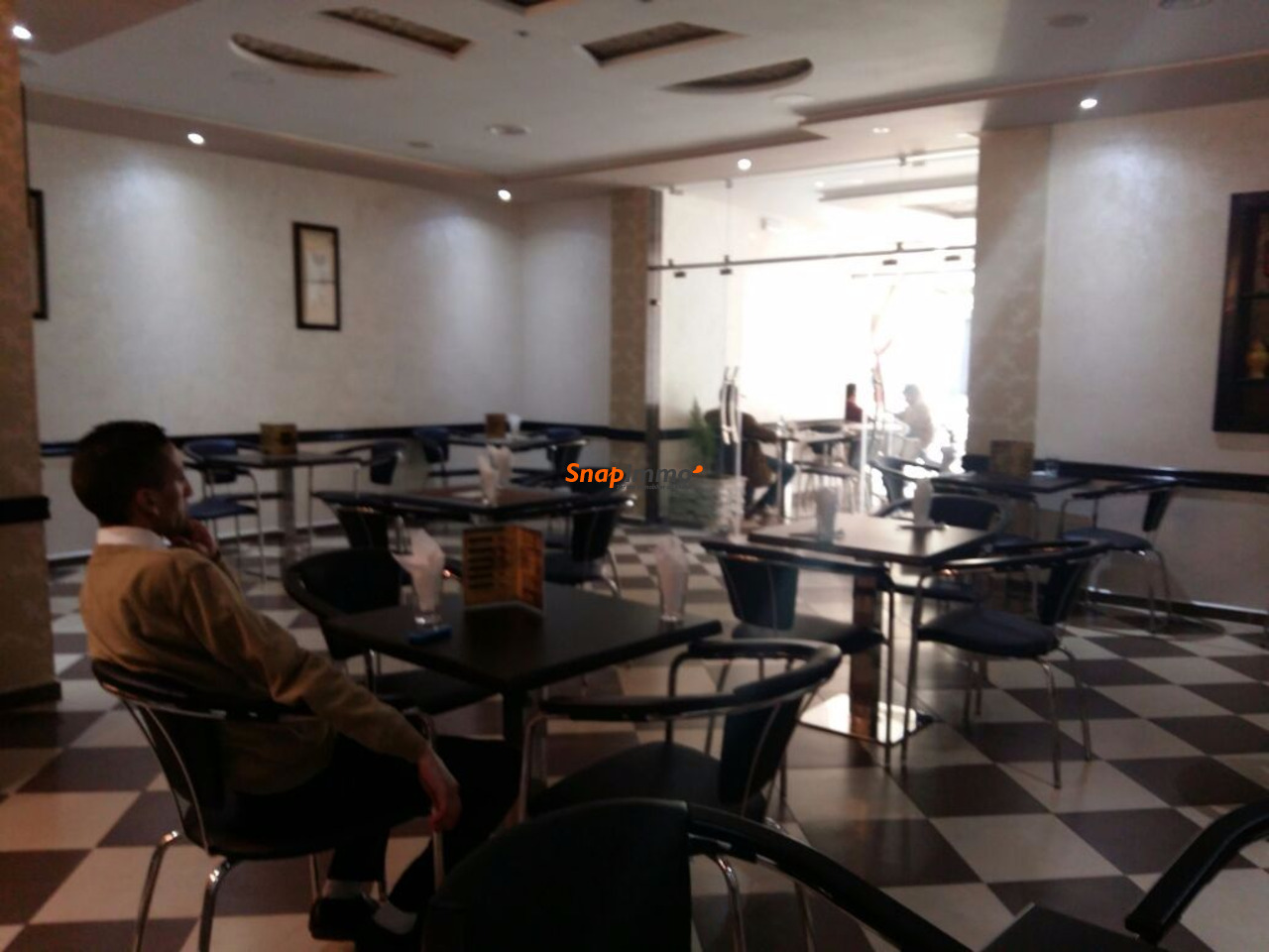 Cafe bien equipe a vendre - 4/4