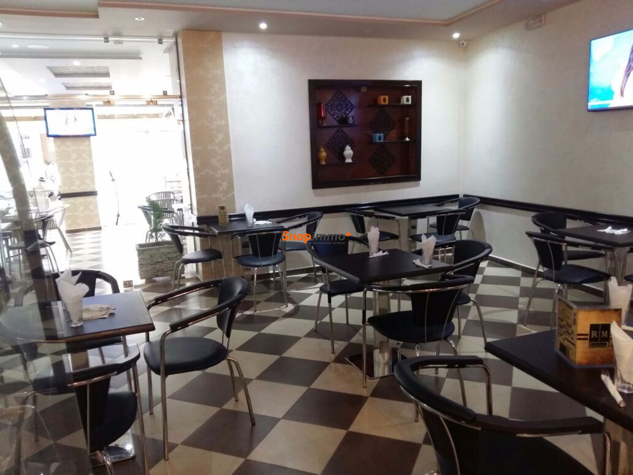 Cafe bien equipe a vendre - 3/3