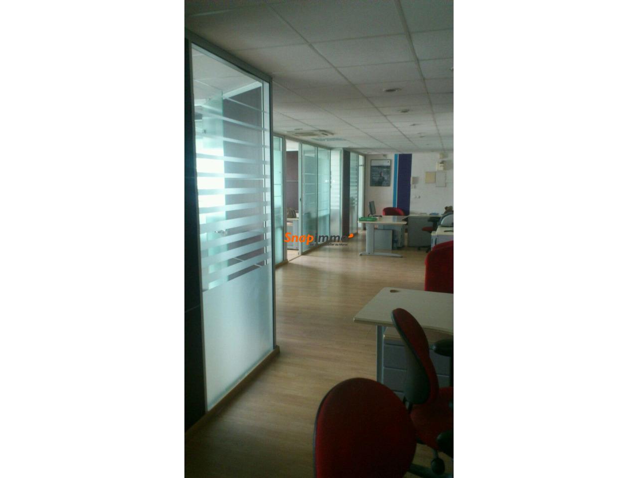 Bureau 118 m2 a vendre sur abdelmoumen - 1/2