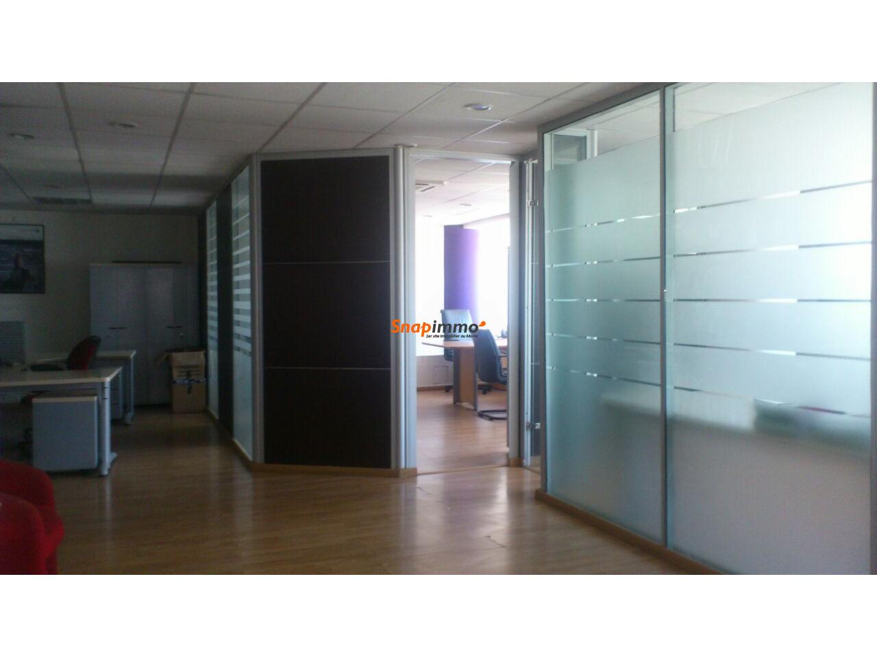 Bureau 118 m2 a vendre sur abdelmoumen - 2/2