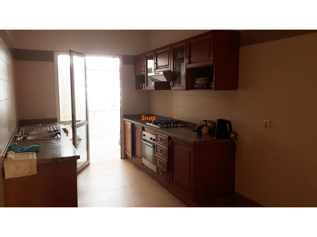 Appartement de 153 m2 à Rabat Hay Riad - 3/3
