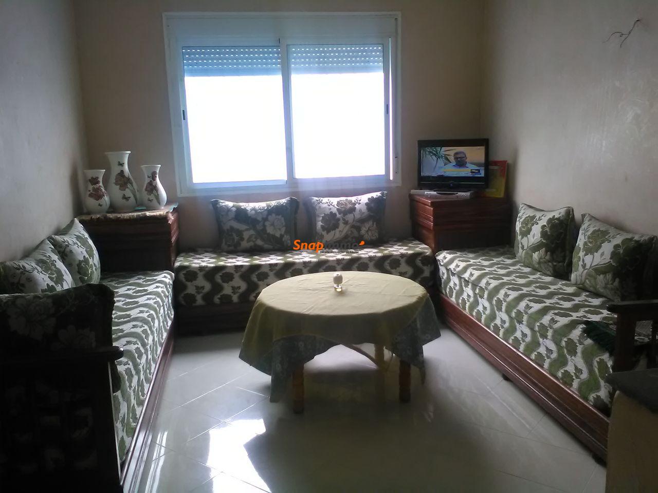 appartement De Luxe 65M meublé à Martil - 2/4