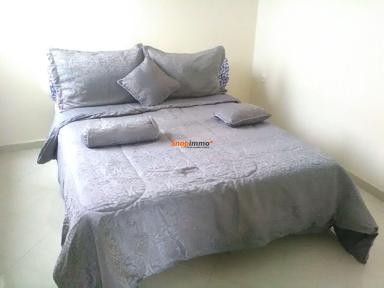 appartement De Luxe 65M meublé à Martil - 4/4