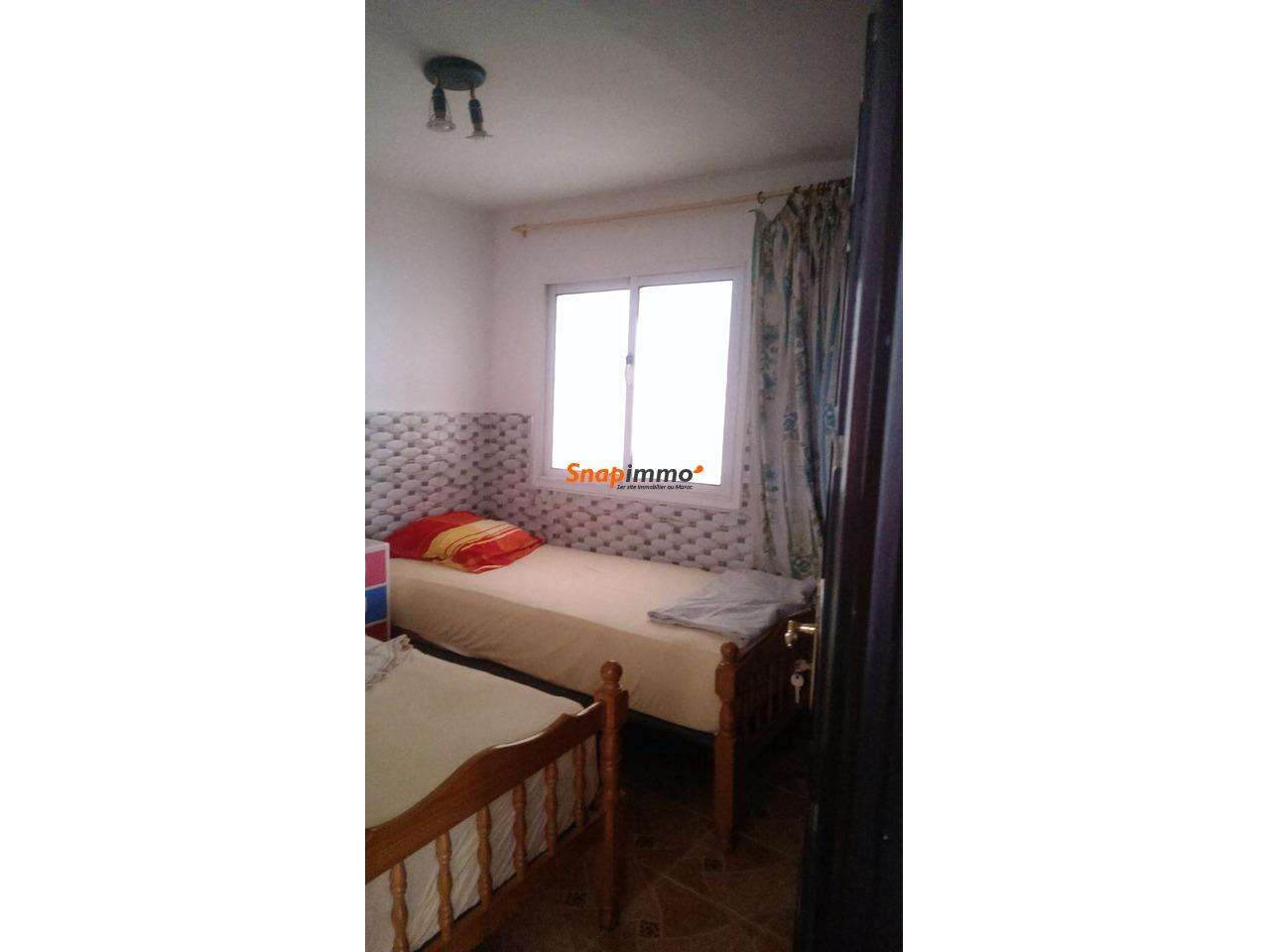 Appartement meublé pour colocation 2 à 4 pers. -secteur Alazhar - 1/3