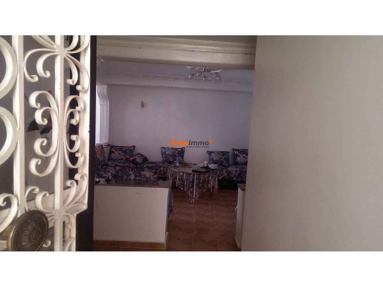 Appartement meublé pour colocation 2 à 4 pers. -secteur Alazhar - 3/3