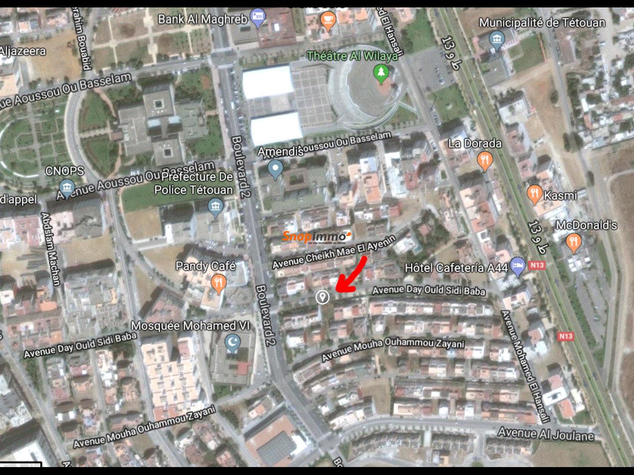 Villa 200m² a Wilaya - 2/3
