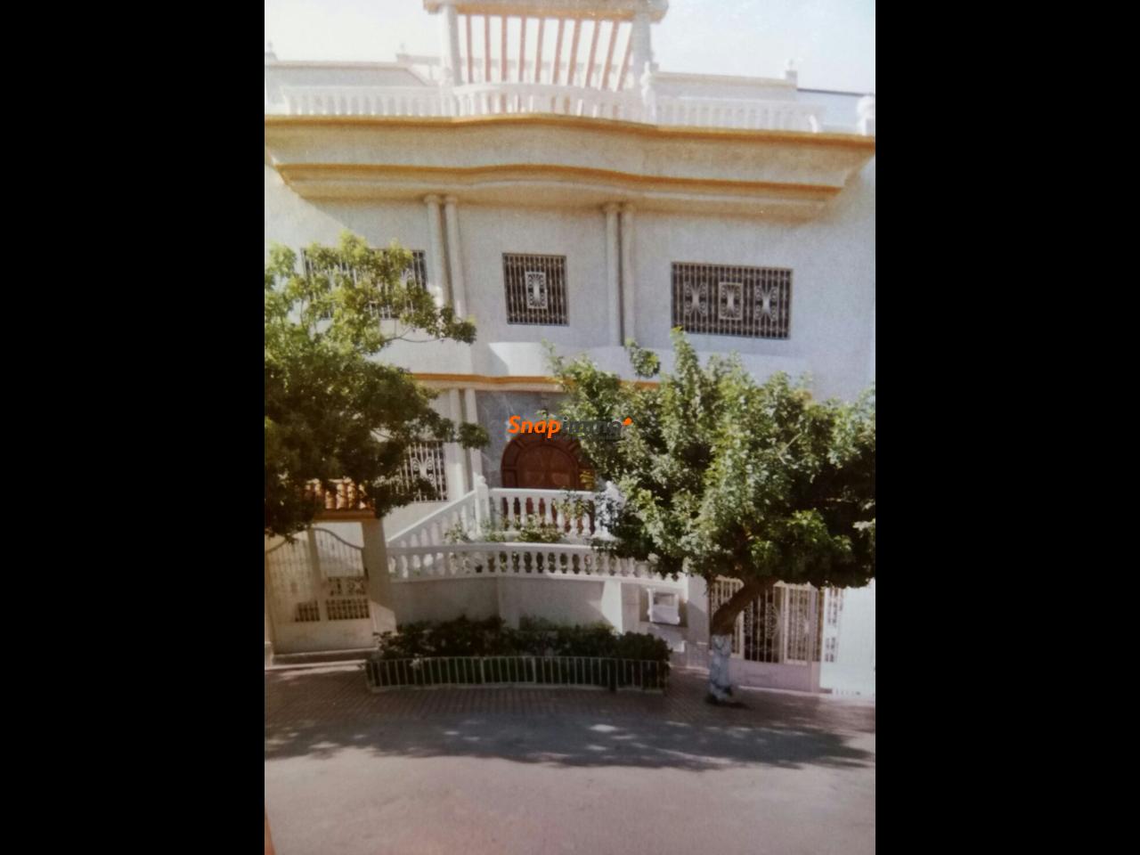 Villa 200m² a Wilaya - 3/3