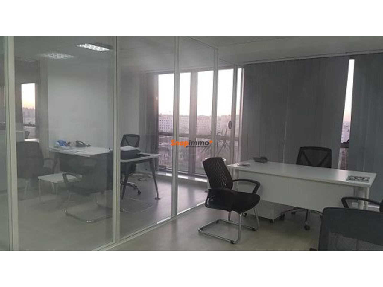 Bureau LPB 505 de 347 m2 à LA CORNICHE - 1/4