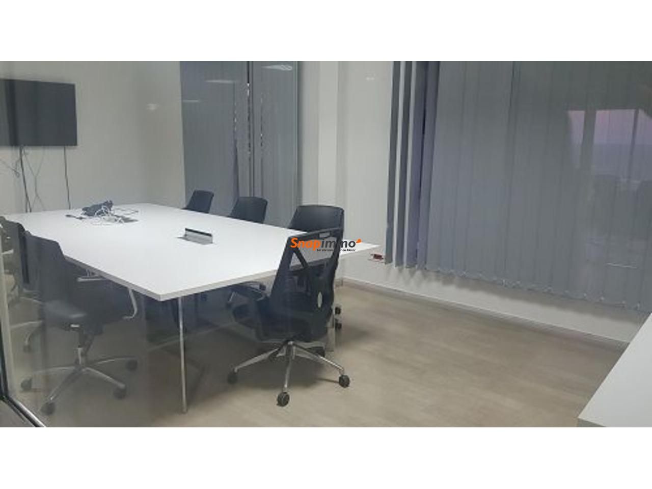 Bureau LPB 505 de 347 m2 à LA CORNICHE - 2/4