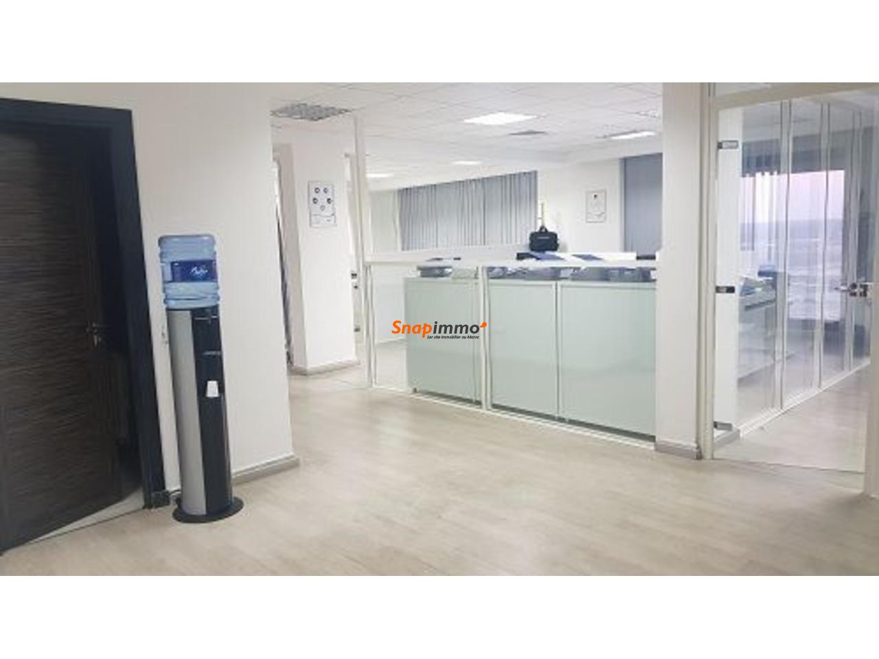 Bureau LPB 505 de 347 m2 à LA CORNICHE - 3/4