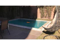 Villa moderne meublée avec piscine à vendre:Marrakech