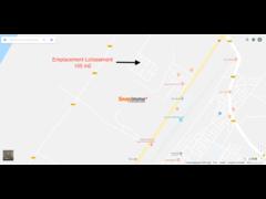 Terrain 105m2 à vendre à Bouknadel