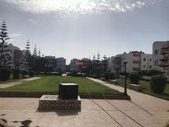 VEND somptueux appartement 95 m2 dans la résidence OUBAHA à Mohammedia, situé en front de mer.