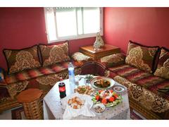 Bel appartement ensoleillé à Ibn Tachfine