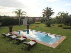 Villa à Marrakech à louer