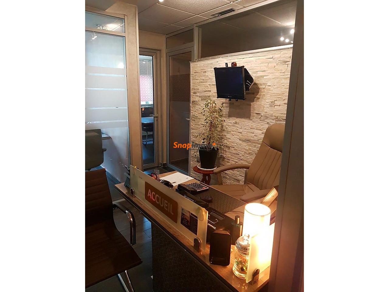 bureau premium de 6 m2 meublé équipé - 3/4