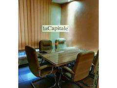 bureau premium 7 m2 meublé équipé