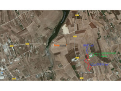 Magnifiques Terrains a Sidi Hajjaj Oued Hassar 41882m²