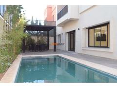 Villa contemporaine de luxe en plein centre ville