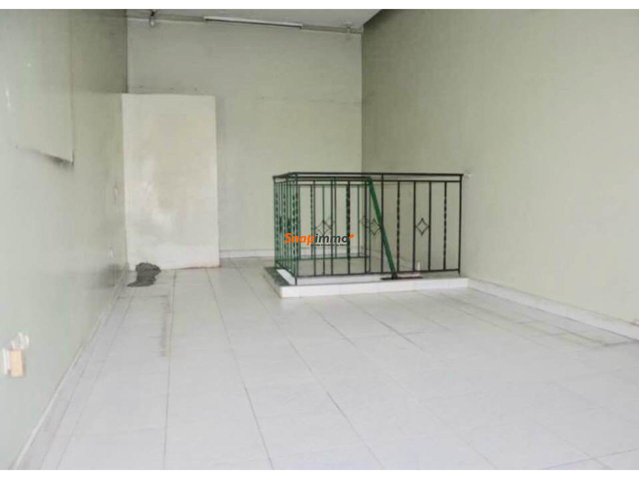 Espace de 18 m2 pour commerce ou bureau à louer - 1/3