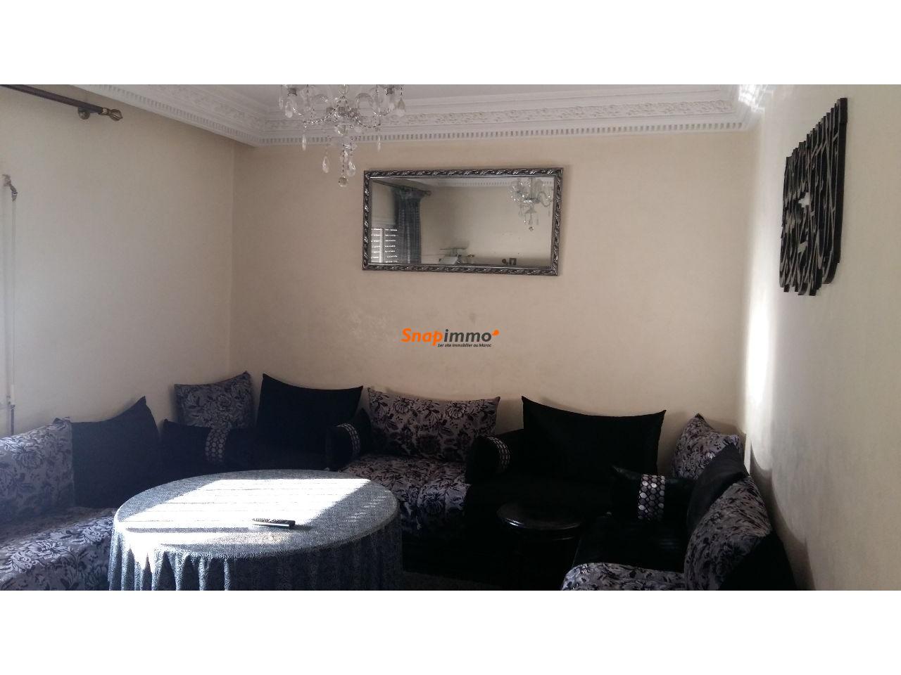 Aprt a vendre residence ennasr bd med 6 - 1/6