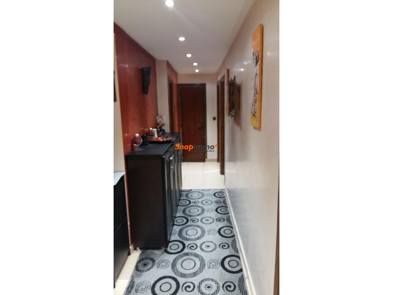 Aprt a vendre residence ennasr bd med 6 - 3/6