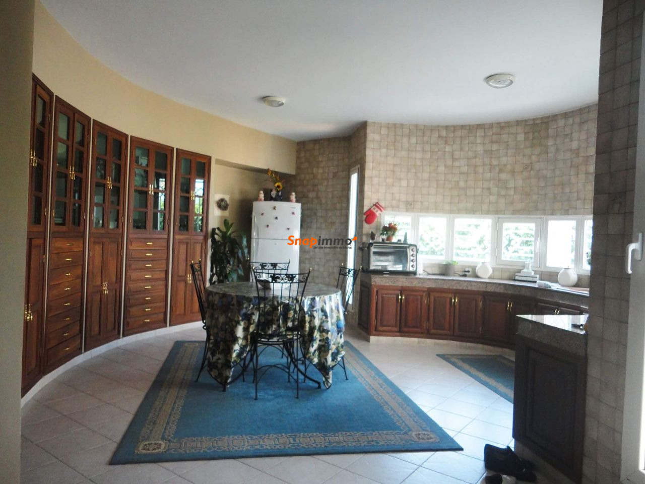 VENTE Villa Haut Standing Hay Riad sans Intérmédiaire - 5/6