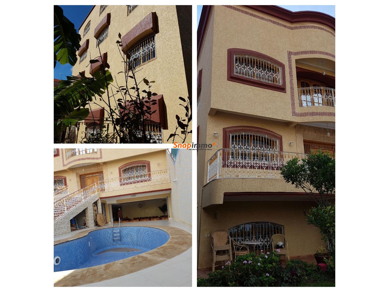 Villa Offre de vie  a Menara Ain Mzewar - 2/6