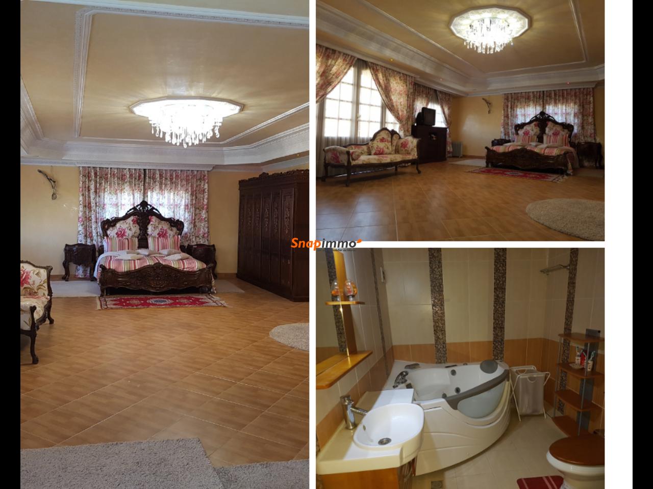 Villa Offre de vie  a Menara Ain Mzewar - 4/6