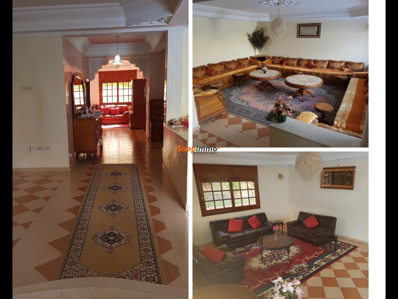 Villa Offre de vie  a Menara Ain Mzewar - 5/6
