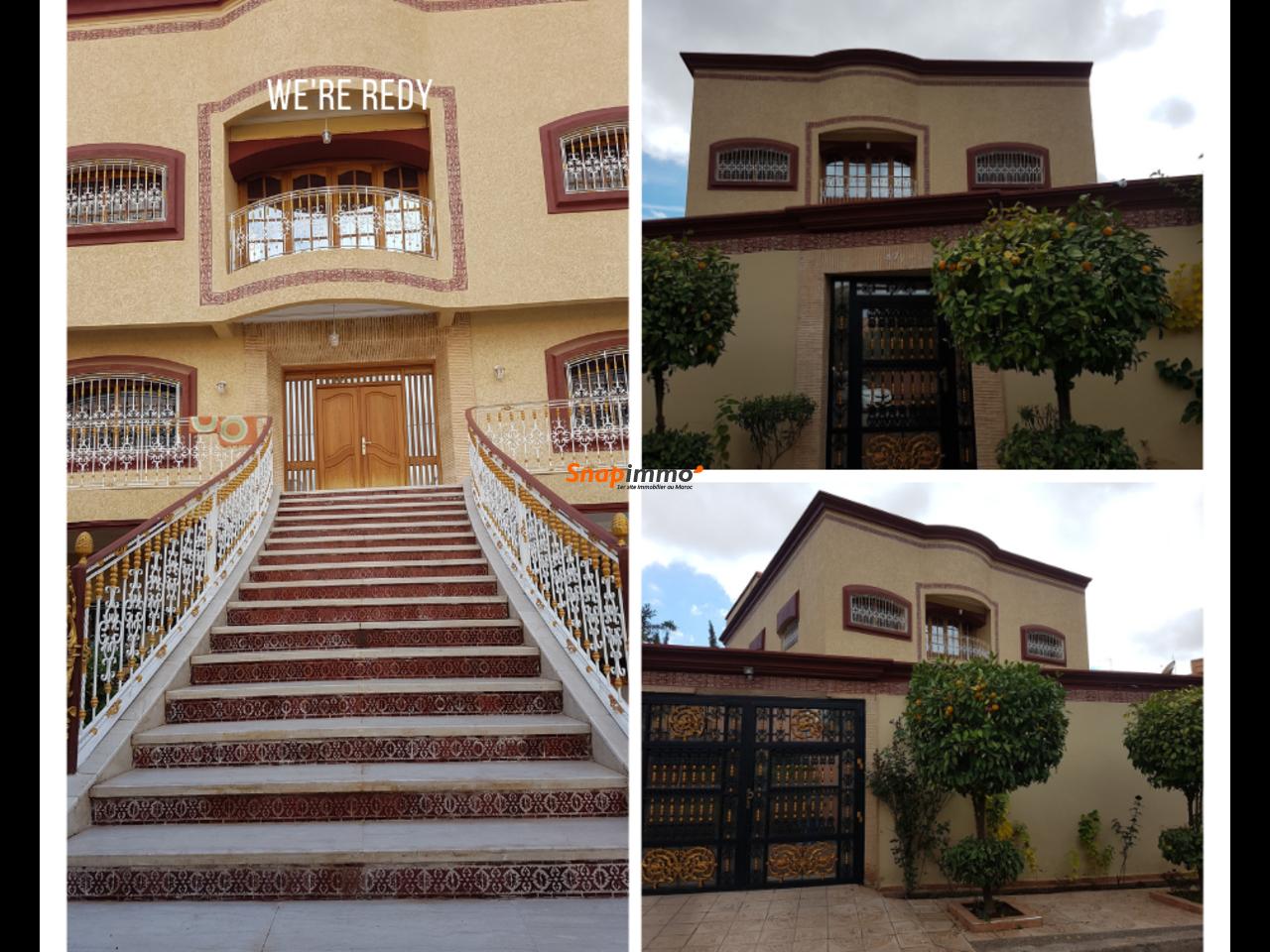 Villa Offre de vie  a Menara Ain Mzewar - 6/6