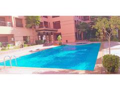 Appartement meubé Marrakech Hivernage