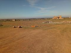 terrain plat 8600 m2 à Ourika