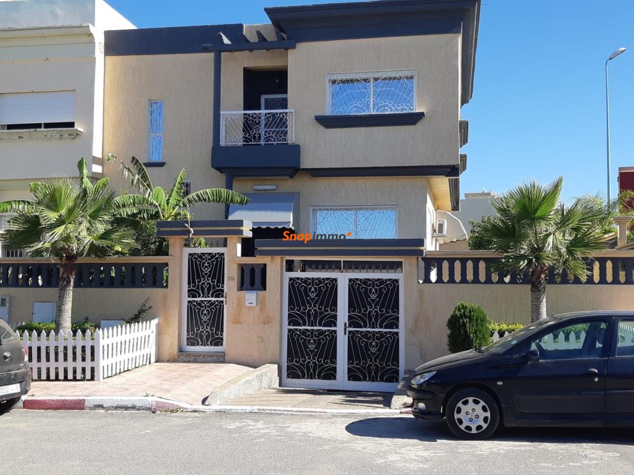 Villa à Settat 252 m² - 2/6