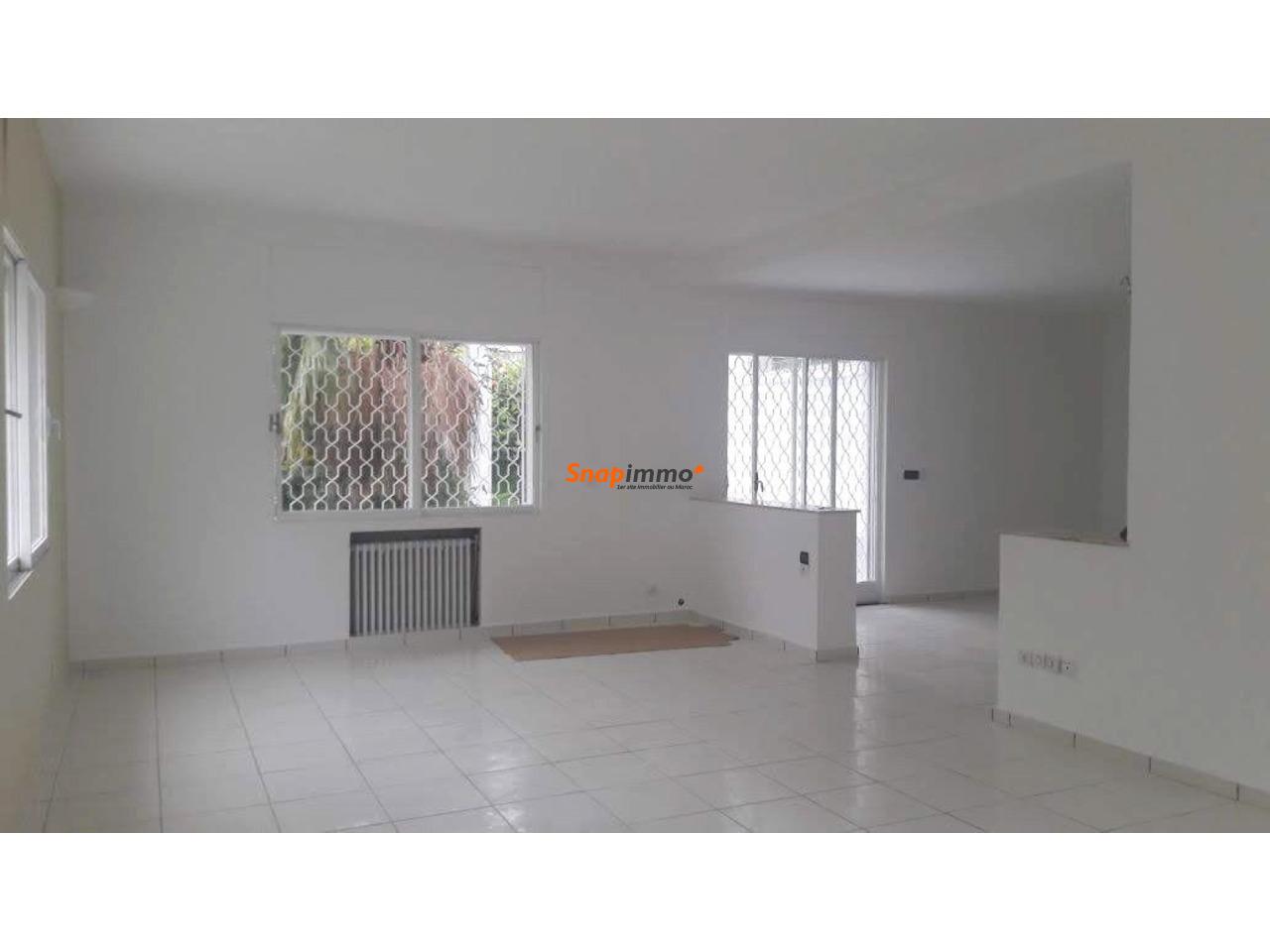 Villa 785 m² Haut Agdal (bien rare) - 1/6