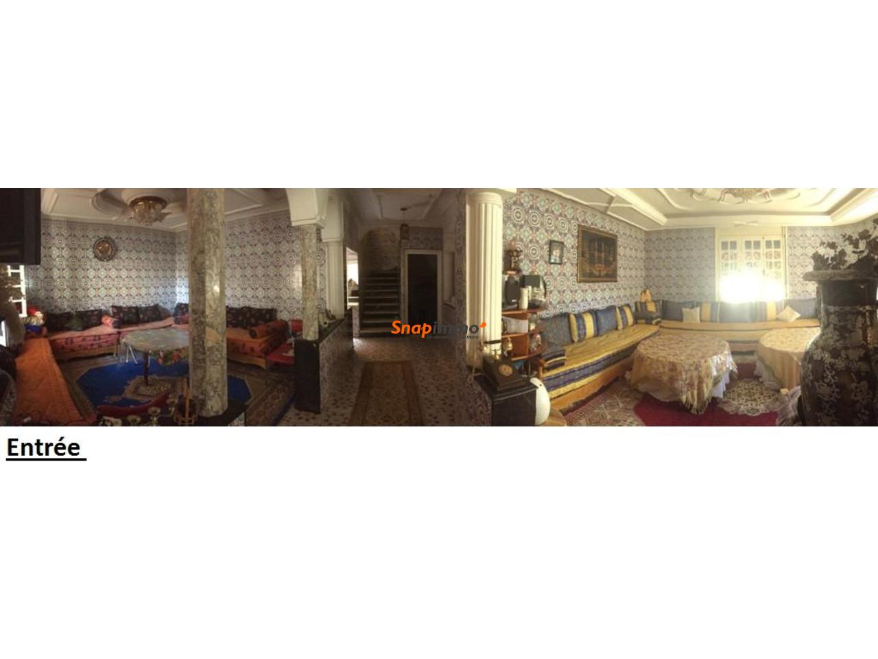Maison type Semi Villa de 230 m2 - 3/6