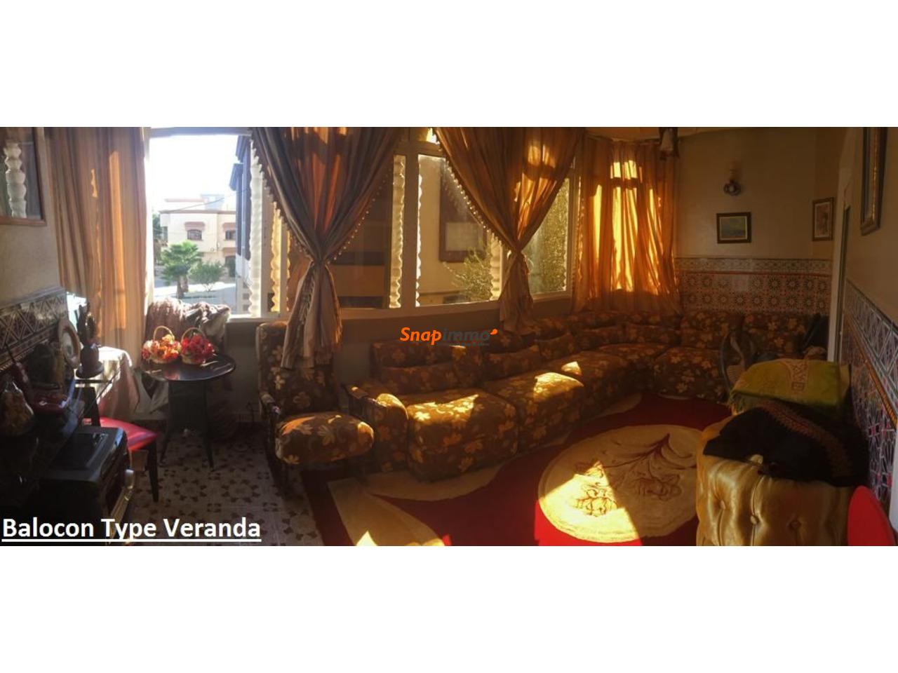 Maison type Semi Villa de 230 m2 - 5/6