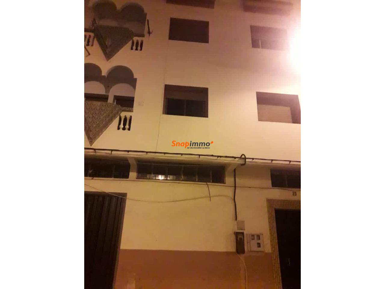 Maison R+3 de 100m2 2 façades - 1/3