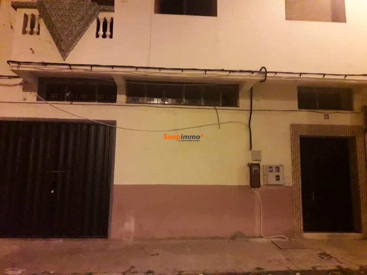 Maison R+3 de 100m2 2 façades - 3/3