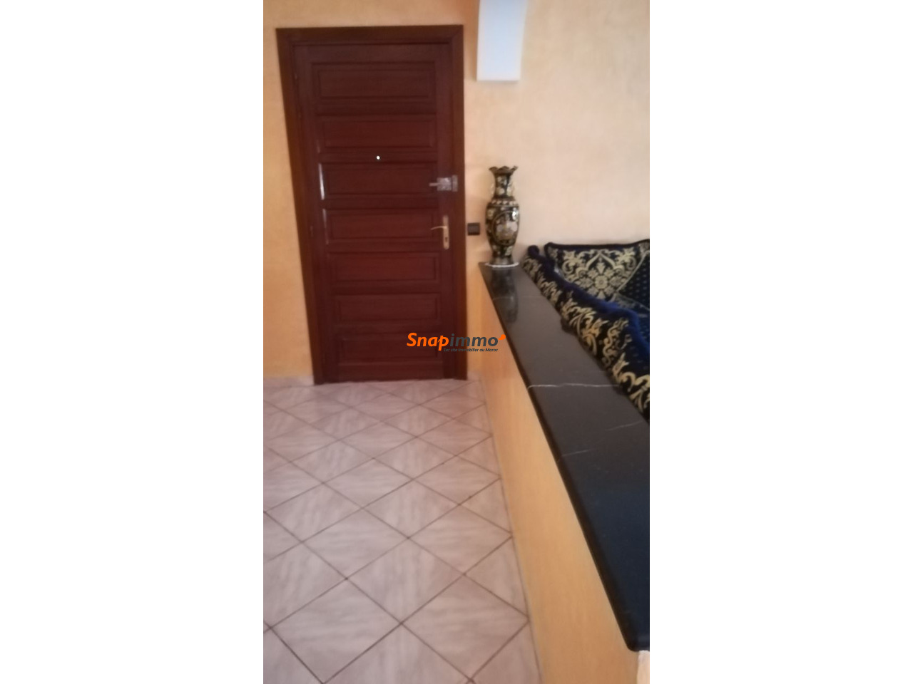 Appartement de 108 m2 9 juillet mohammedia - 2/4