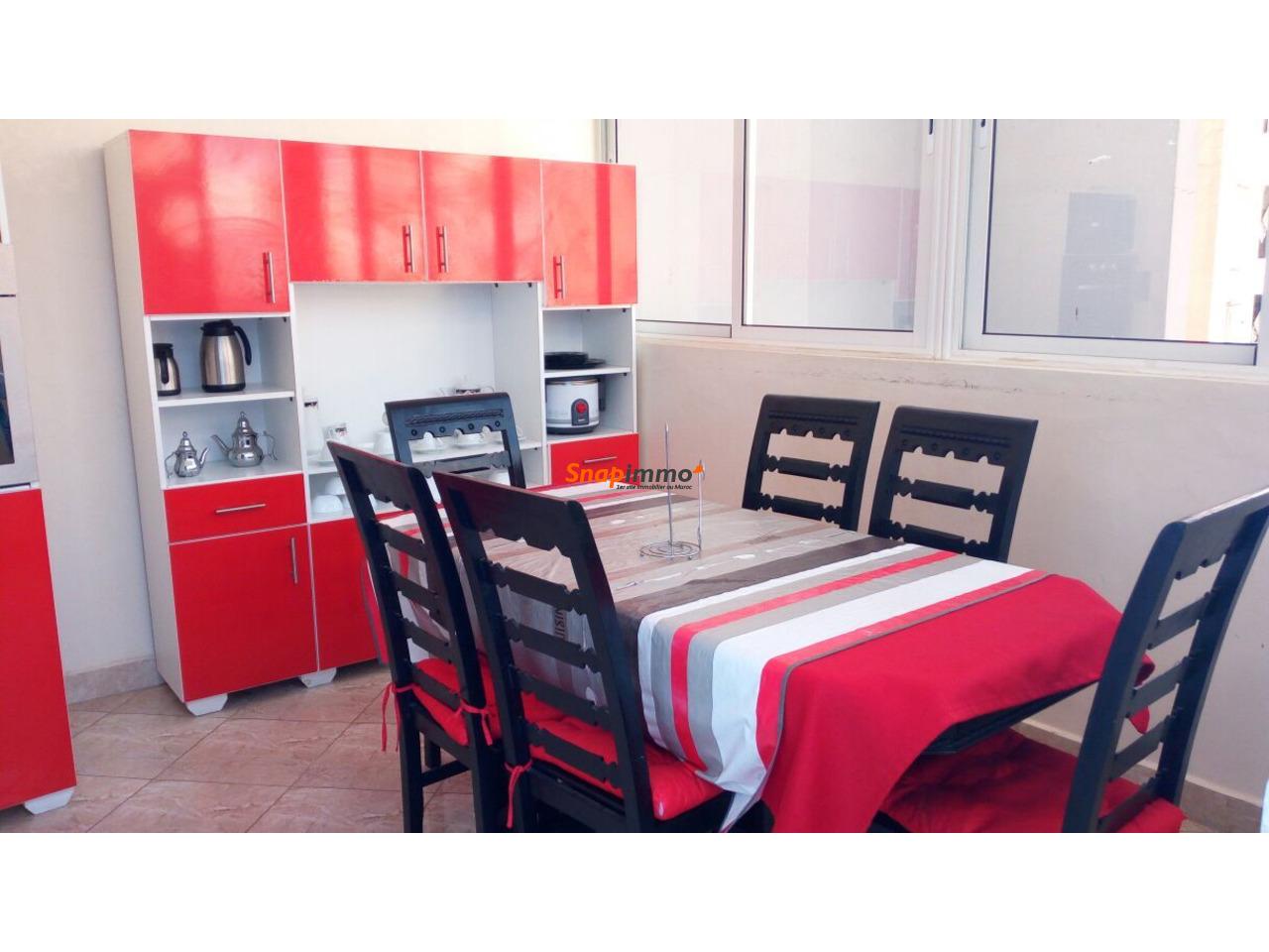 Appartement meublé à louer au centre vil - 2/3
